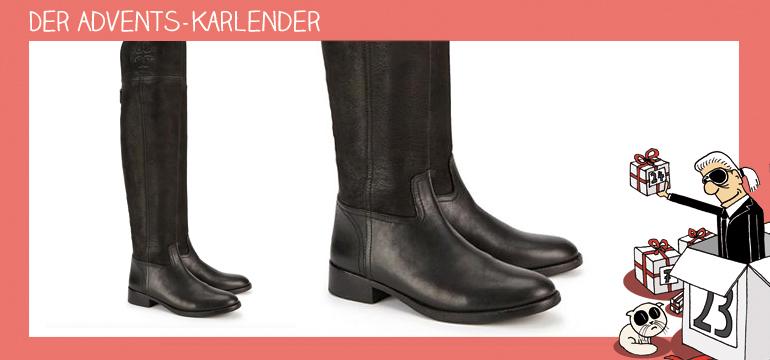 Karlender-Stiefel