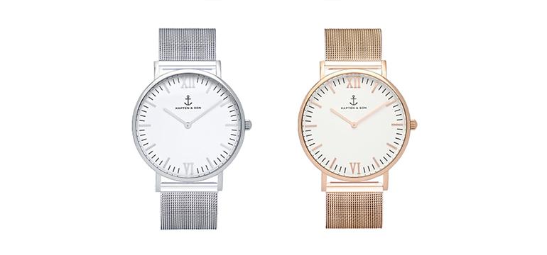 size 40 6c483 51d14 Special bei Burner: 10% Rabatt - Uhr von Kapten & Son für ...