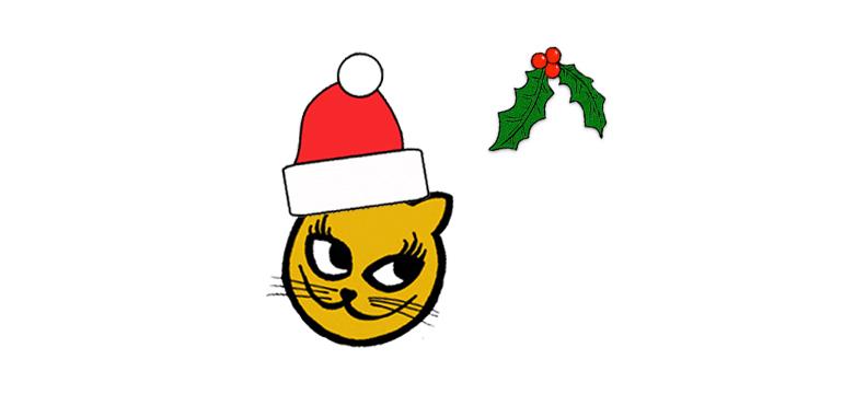 Modemieze-Weihnachten